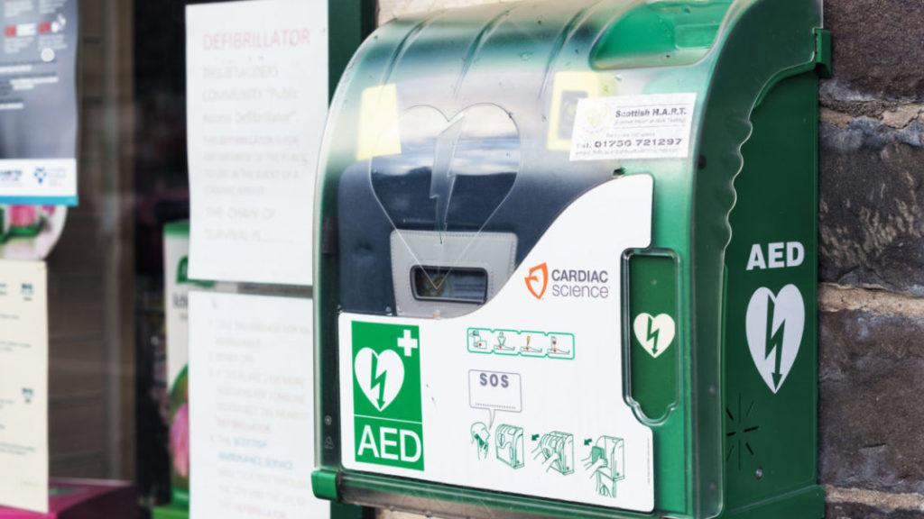 Espacios cardioprotegidos Gijón